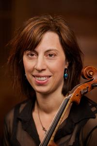 Isabelle Roland ~ viola