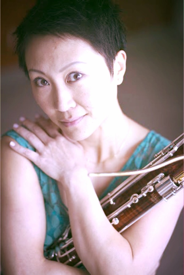 Ingrid Chiang ~bassoon