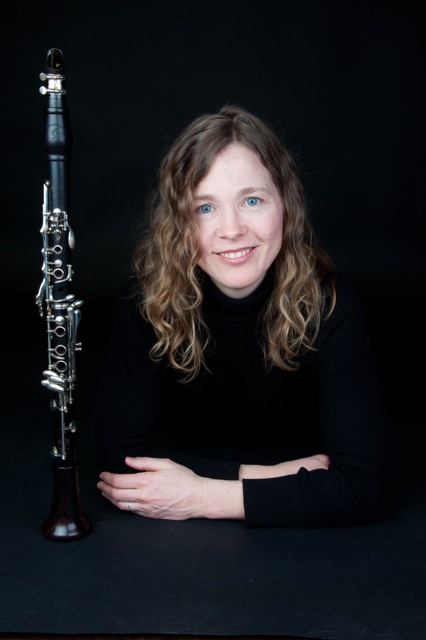 Michelle Anderson ~ clarinet