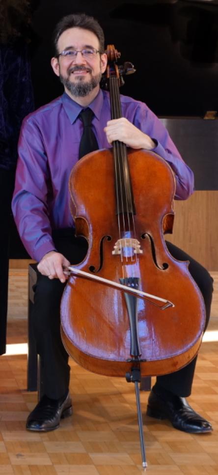 Alexander Kramer ~ cellist